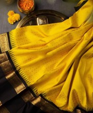 Serraw Beautiful Rich Pallu & Jacquard Work Saree